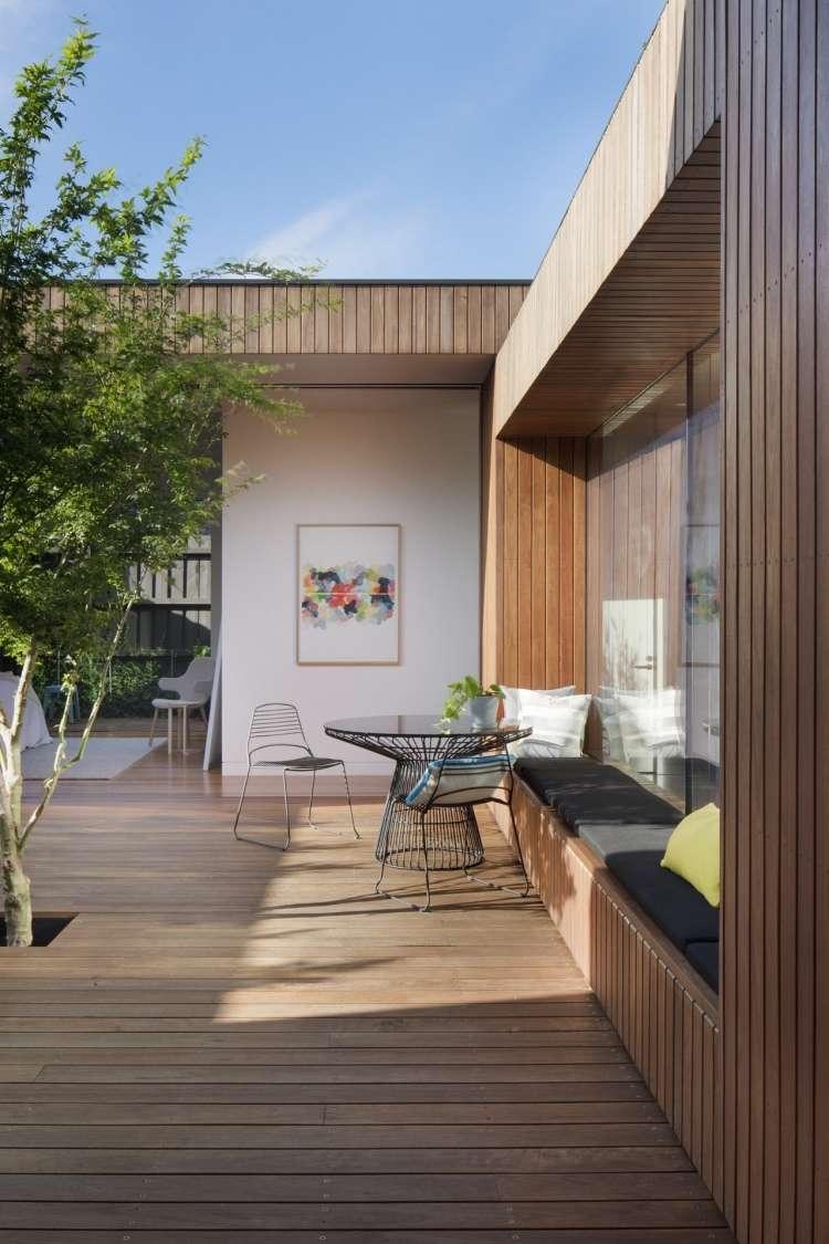 banquette building - boisholz, Gartengerate ideen