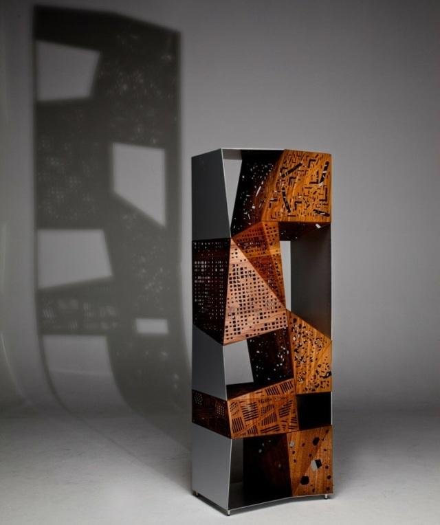 Mobel Aus Holz Origami Kunst Inspirierte Kollektion – topby.info