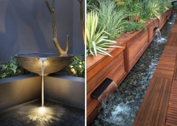 91 Ideen fr einen traumhaften Wasserfall im Garten