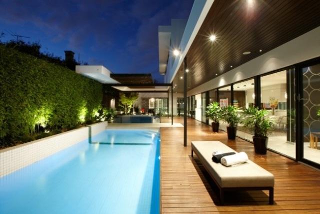 Modernes Haus Mit Garten Und Pool – Flipnation – galaxyquest.info
