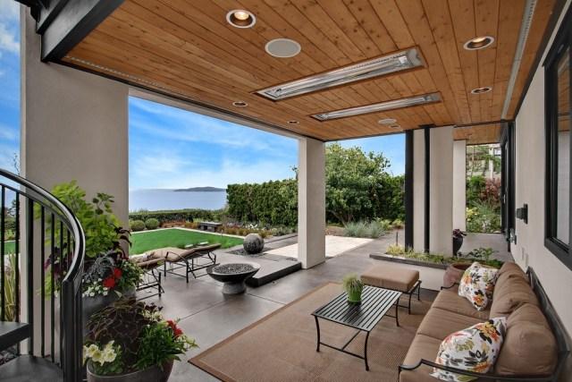 terrassenuberdachung holz mediterran bvrao moderne | sichtschutz,