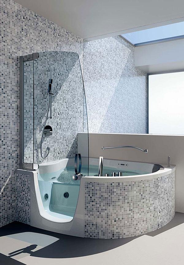 Glaswand Für Badewanne   Bad Mit Sauna Planen   Was Muss ...