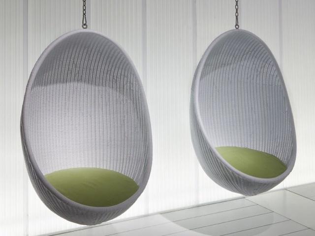 hanging chair ikea design calculation ein design-klassiker für den außenbereich - der hängekorbsessel