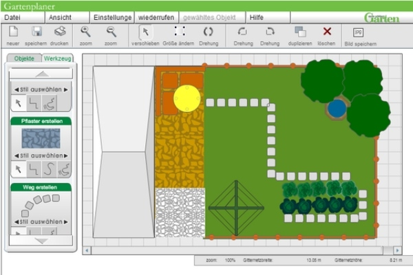 gartengestaltung software gartenbau software kostenlos gartenplanung software software. Black Bedroom Furniture Sets. Home Design Ideas