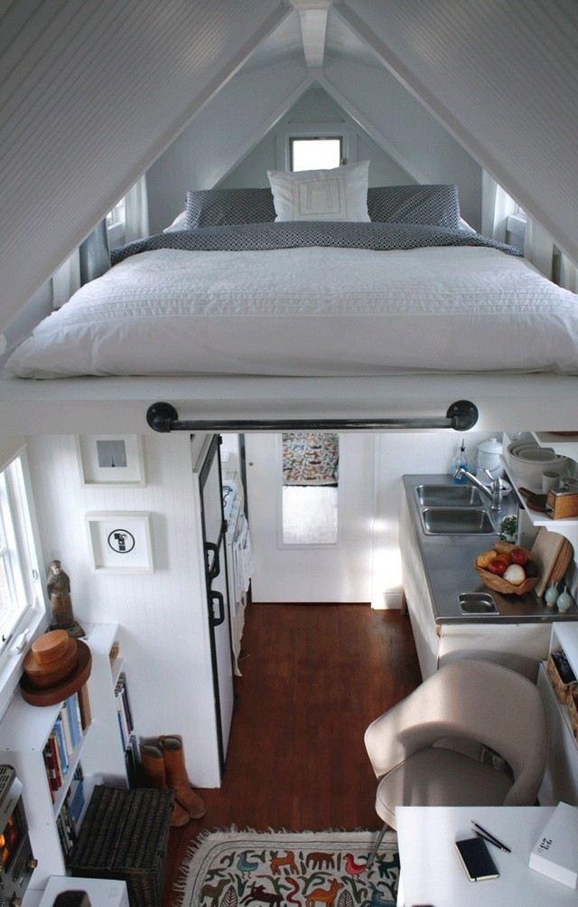 30 Einrichtungsideen fr Schlafzimmer den kleinen Raum optimal nutzen