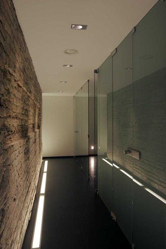 Idee fr Haus Renovierung  Altbau wird mit Glas umhllt
