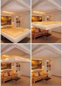 30 Einrichtungsideen fr Schlafzimmer -den kleinen Raum ...