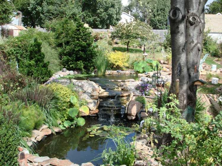 Garten am Hang gestalten  28 Nutzungsideen der Hanglage