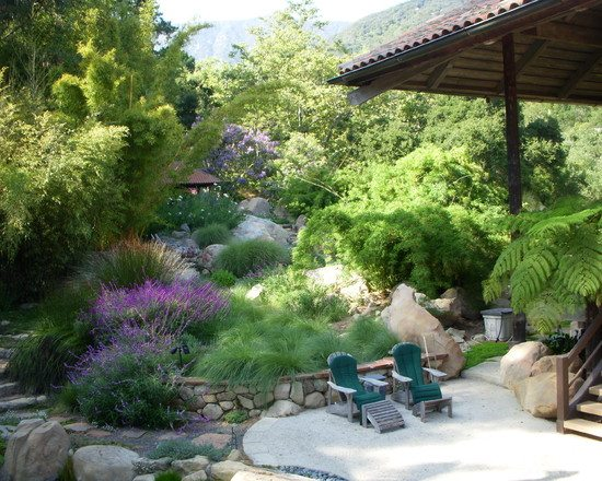 gartengestaltung pflege garten hang gestalten ideen hanglage | moregs, Garten und Bauten