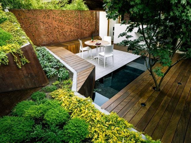 moderner garten von inspired garden design | sichtschutz,