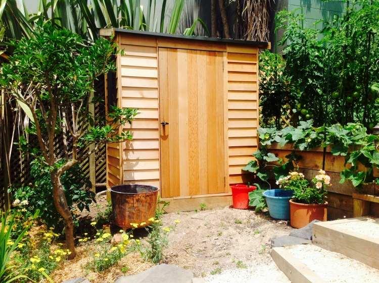selber bauen aus holz schuppen selber bauen gartenhaus selber, Gartengerate ideen