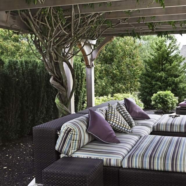 pergola begrunen ideen - boisholz, Garten und erstellen