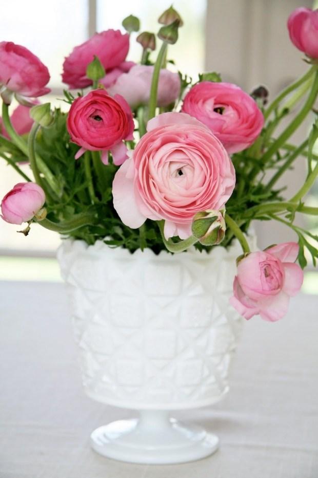 BlumenDeko im Frhling  Welche Frhjahrsblher fr