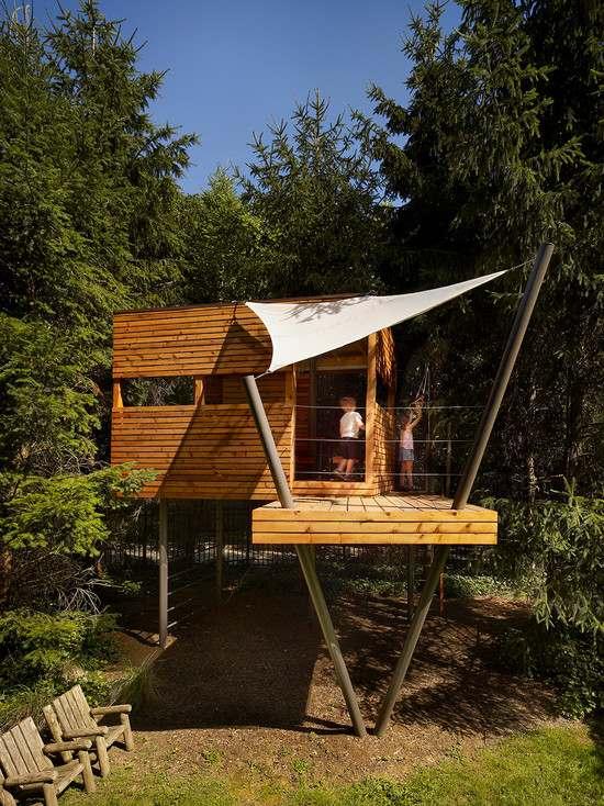 Holz Spielhaus Zum Selber Bauen  Bvraocom