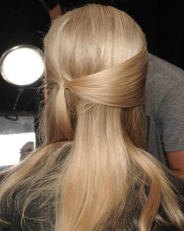5 Hübsche Ideen Für Festliche Haarfrisuren Einfach Zum Selbermachen