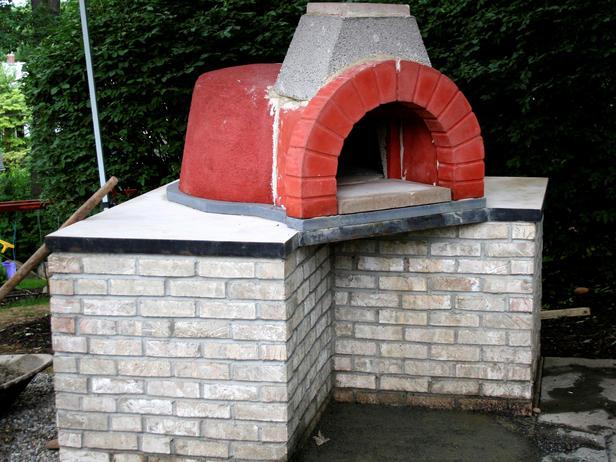 Pizzaofen Im Garten Selber Bauen Bauanleitung Zum Nachmachen