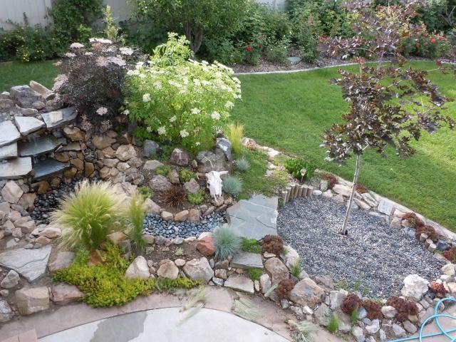 steingarten anlegen beispiele gartengestaltung – igelscout, Gartenarbeit ideen
