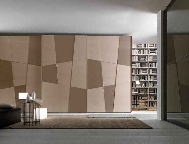Wohnzimmer Schrank Bucherregale Organisiertes Stauraumsystem