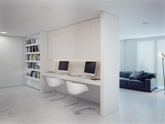 43 Ideen fr HomeOffice funktionale Gestaltung des Arbeitsplatzes