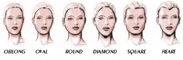 Wählen Sie Die Passenden Frisuren Für Runde Gesichter