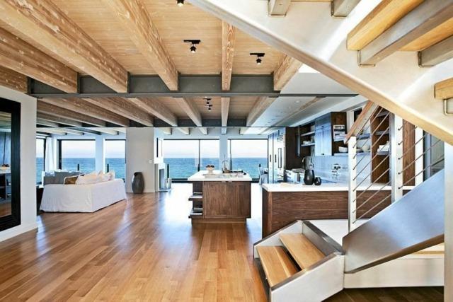 Wohnzimmer Neu Gestalten Einrichten Wohnzimmer Gestalten Holzdecke ...