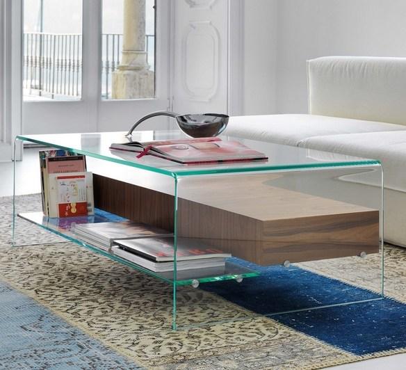 couchtisch glas holz design domi vegdis moderne | sichtschutz,