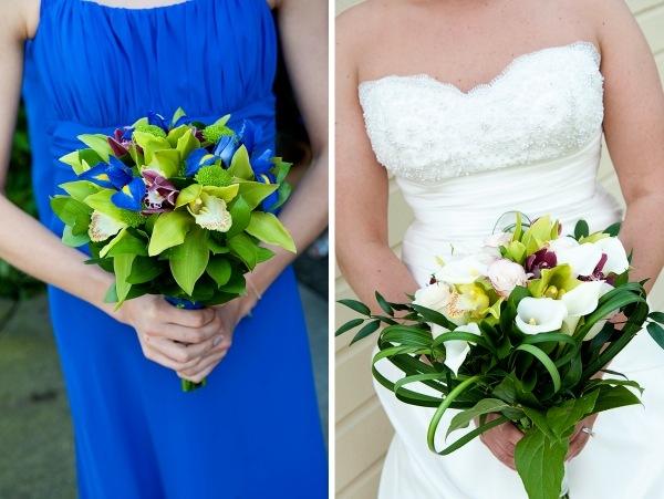 Hochzeit 2014  welche sind die Farbtrends