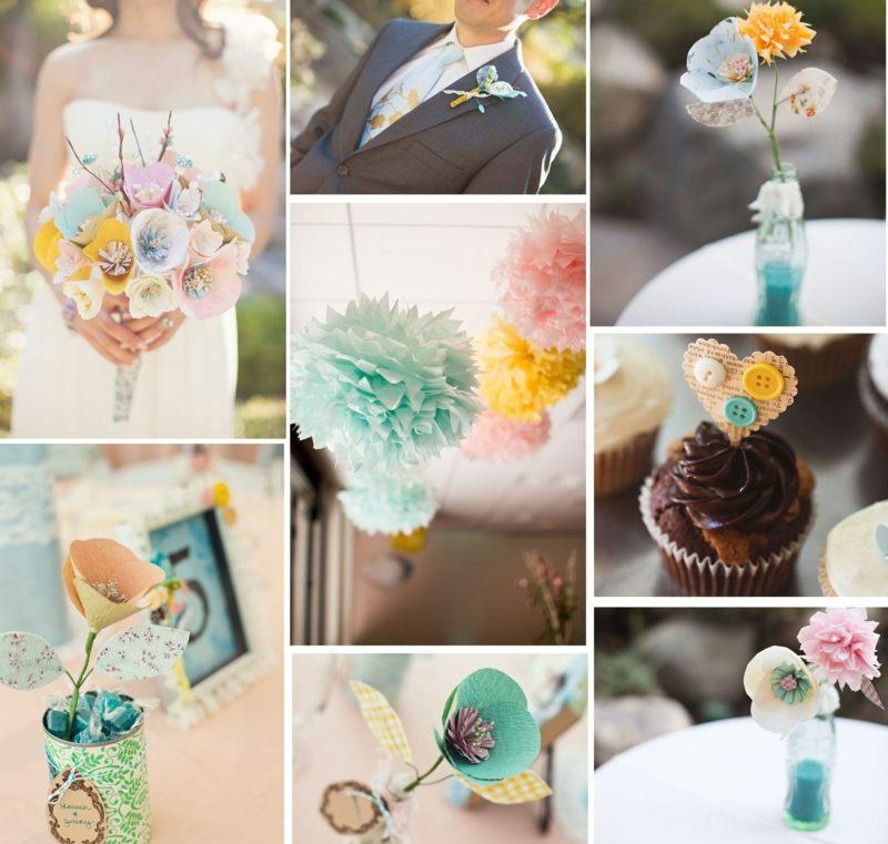 Hochzeitsdekoration Selber Machen  Free HD Wallpapers and