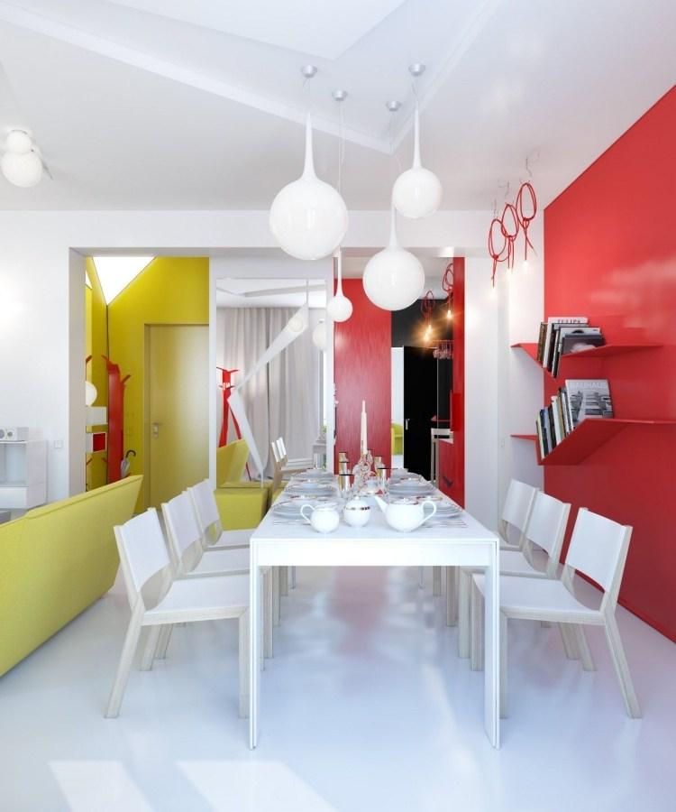 Esszimmer Gestaltung Ideen 40 Designs