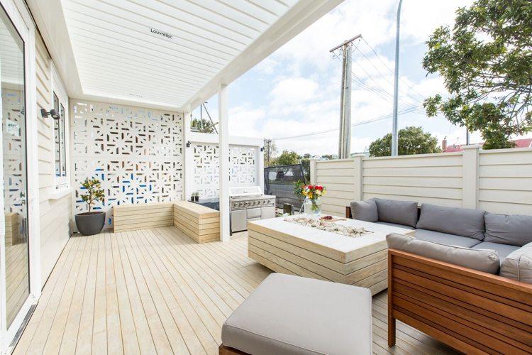 terrassengestaltung mit holz 25 inspirierende ideen » terrasse en bois, Gartengerate ideen