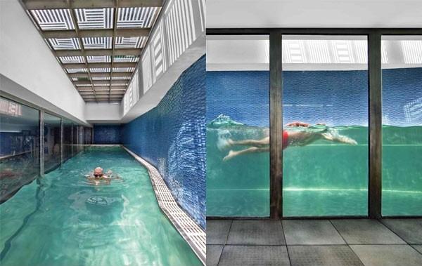 15 tolle Ideen fr ein cooles Schwimmbad im Haus