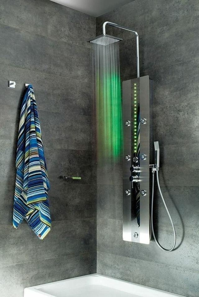 Moderne Duscharmatur  innovative Regendusche von Webert