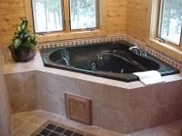 Badewanne mit whirlpoolsystem  Eckventil waschmaschine