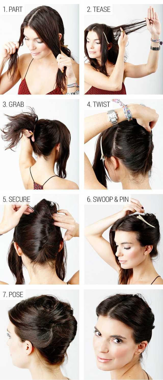 Street Style Frisuren Für Langes Haar