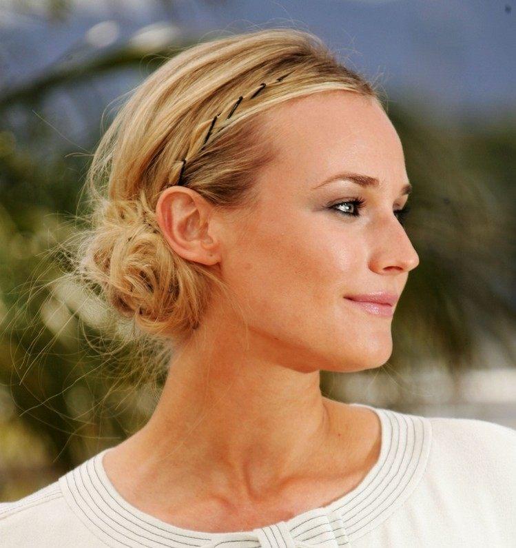 20 Ideen Für Eine Tolle Frisur Mit Haarklammern