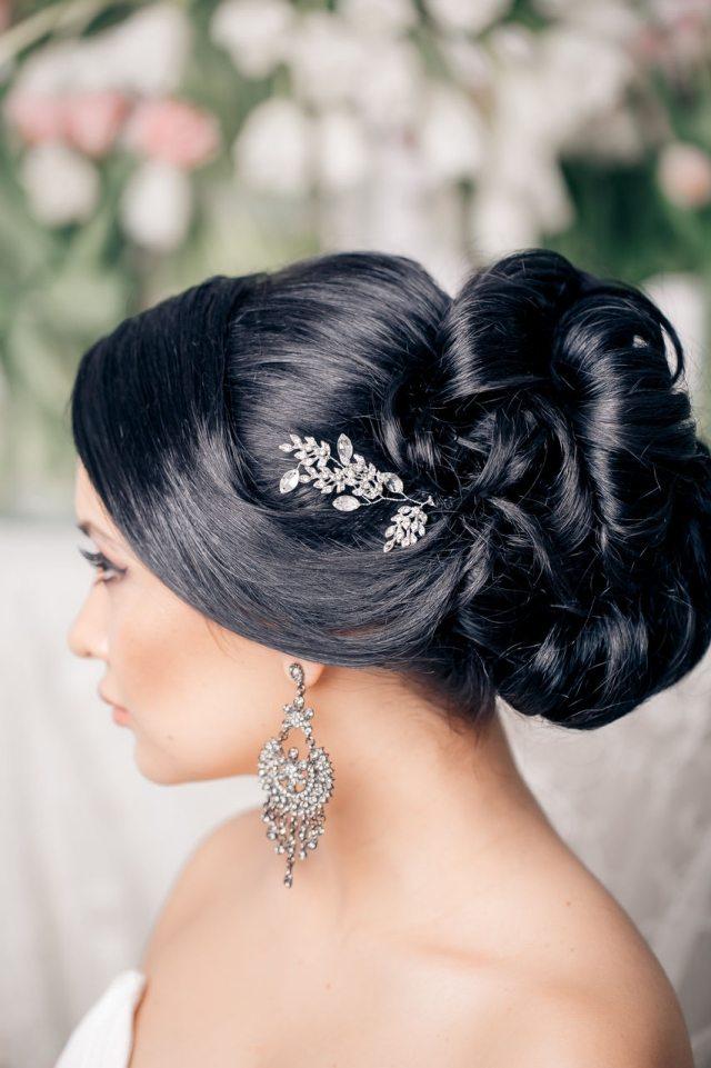 Brautfrisuren fr lange Haare  60 romantische Ideen