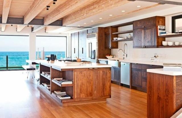 küchen landhausstil modern mit kochinsel | wotzc, Wohnideen design