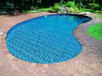 20 Swimming Pool Designs mit Nierenform