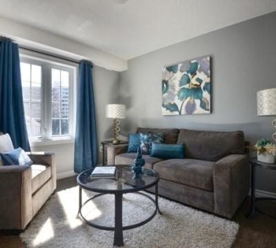 farbideen fürs wohnzimmer – wände grau streichen
