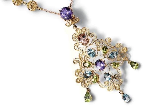Dolce  Gabbana DamenSchmuck Kollektion 2014
