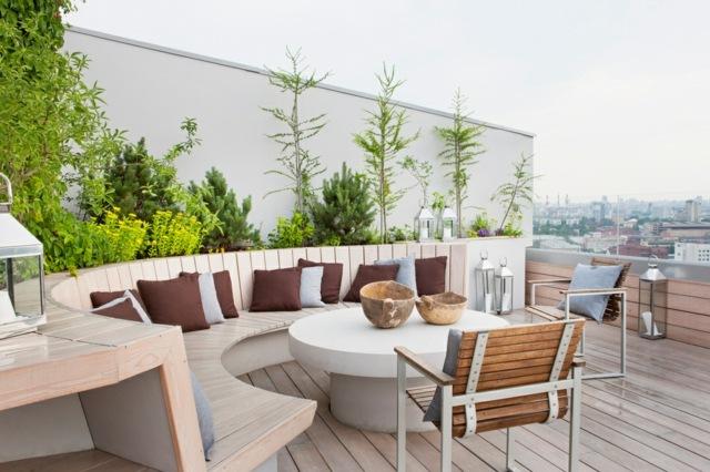 Gartengestaltung Pflege Balkon Balkongestaltung Ideen Gemutliche ... Vorgartengestaltung Ideen Tipps Pflege