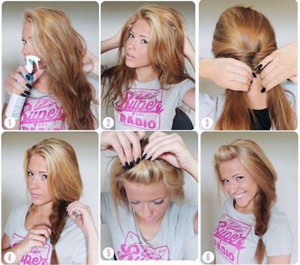 30 Fantastische Frisuren Für Party Und Alltag