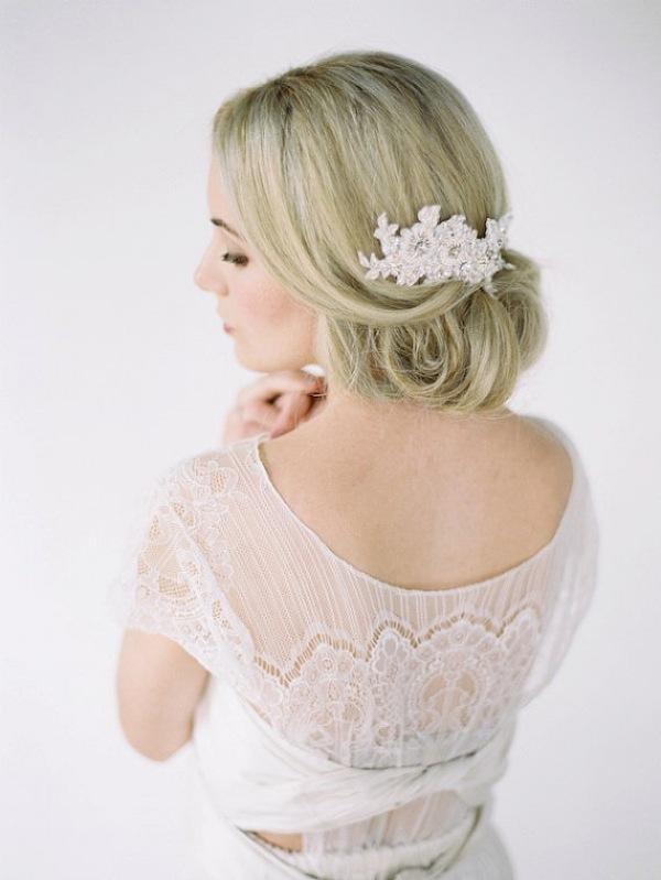 20 der glamoursesten Hochzeit Frisuren aller Zeiten