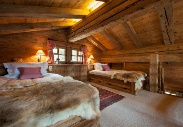 Startseite Design Bilder – Luxus Dachboden Schlafzimmer Design Ideen ...