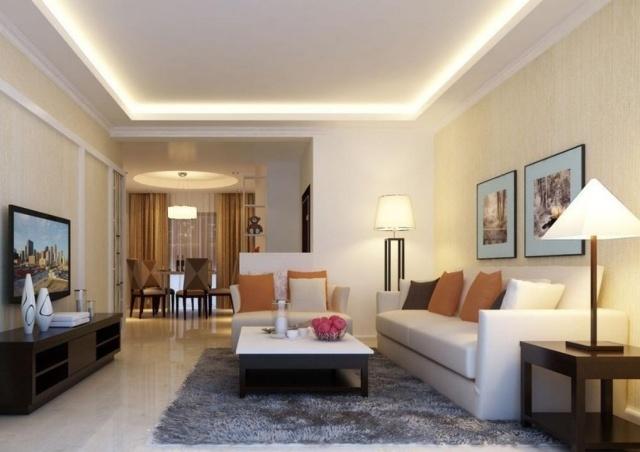 wohnzimmer beleuchtung modern wohnzimmerbeleuchtung. Black Bedroom Furniture Sets. Home Design Ideas