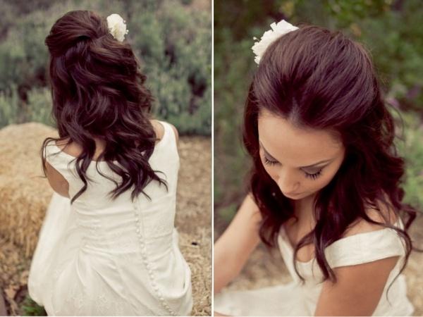 7 Hochzeitsfrisuren Zum Selbermachen Styling Tipps