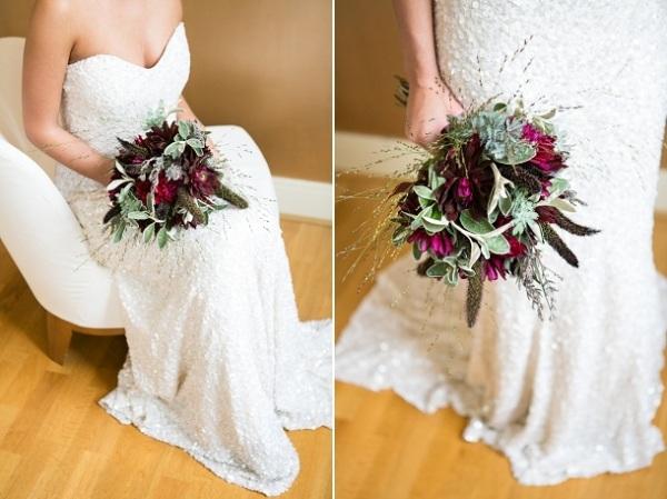 Braut Mit Strau