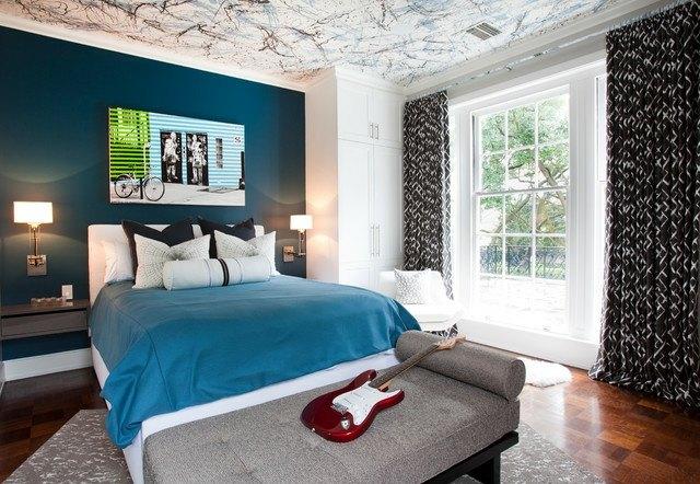 wandgestaltung ideen bilder roomido com wohnzimmer ideen ... - Wohnzimmer Ideen Wandgestaltung Blau