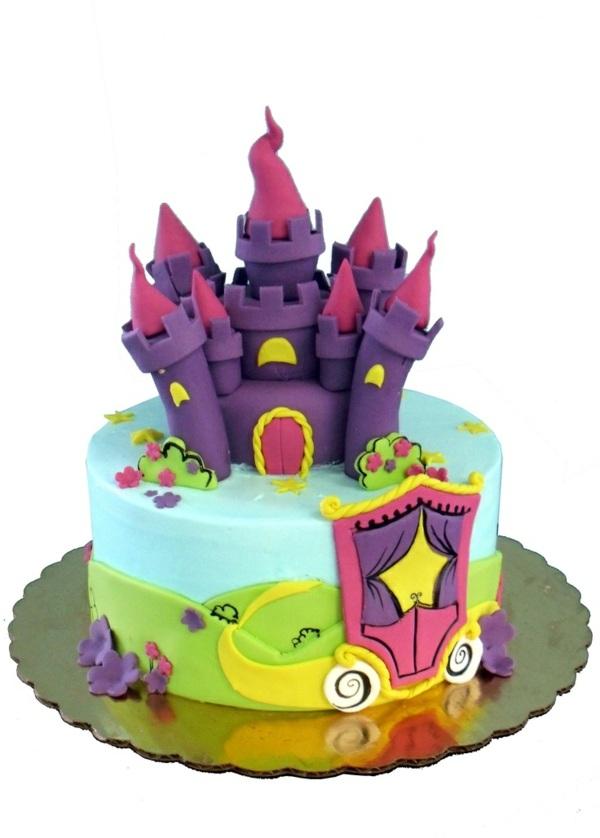Kinder Geburtstagstorten  80 entzckende Ideen