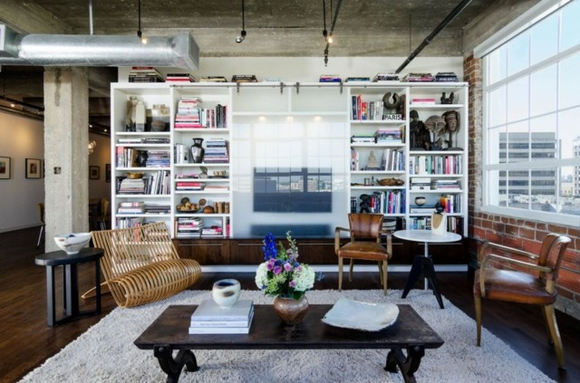 einrichtungsideen kleine raume einrichten coole bilder - boisholz, Wohnzimmer